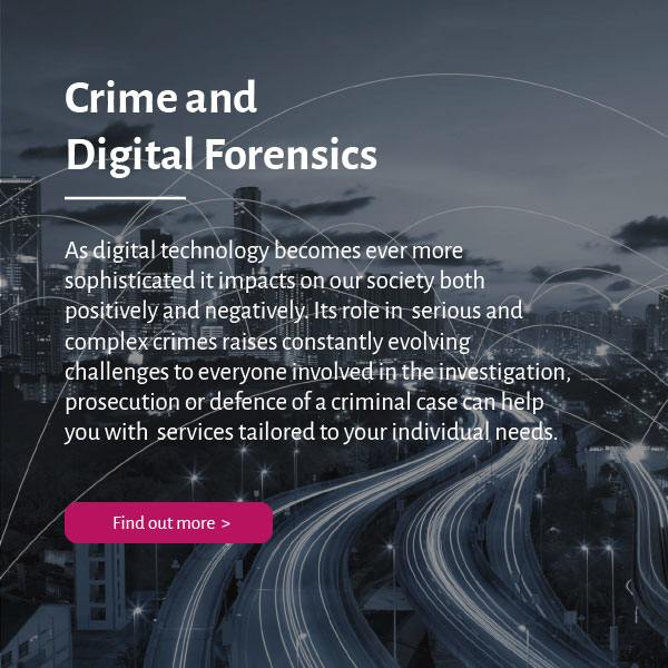 Forensic Partners - Crime and Digital Forensics